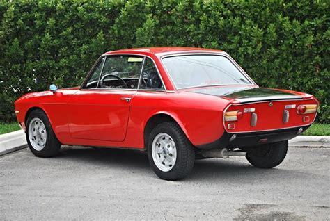 Lancia Fulvia 1 3 S For Sale Original Driver 1973 Lancia Fulvia 1 3s Montecarlo