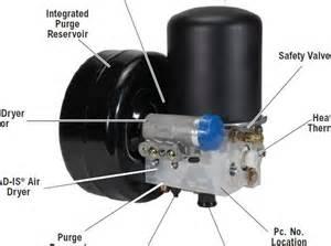 Motorhome Brake System Air Dryer Bendix 801147 Ad Is Air Dryer In Brake Air