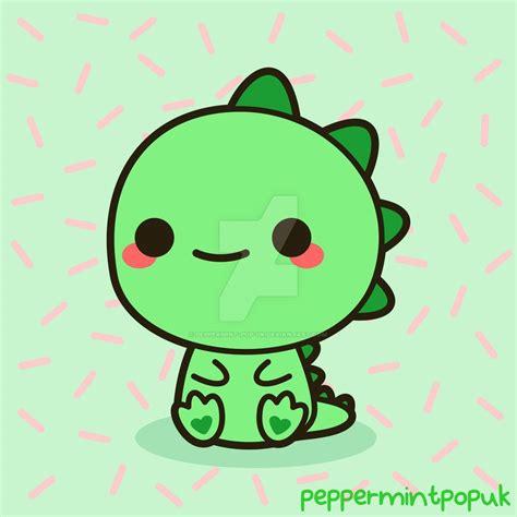 imagenes de animales kawai kawaii dinosaur by peppermint pop uk on deviantart
