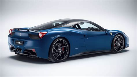 blue ferrari wallpaper black and blue ferrari 28 wide wallpaper