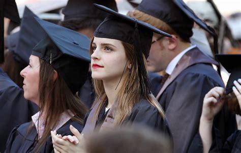 emma watson graduation emma watson brown university graduation www imgkid com