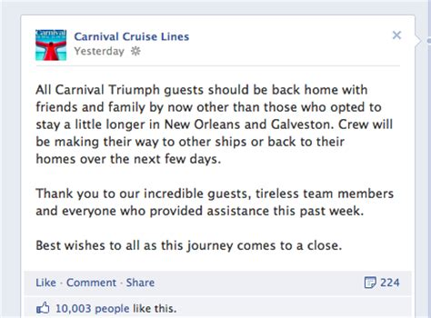 crisis press release template what you can learn from carnival cruise crisis communications