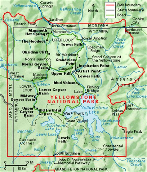 yellowstone national park | the perfect destination
