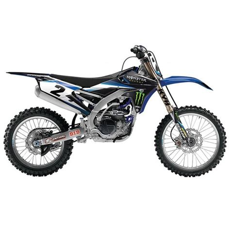 Monster Energy Sticker Kits Yamaha by Kit D 233 Co Seul Monster Energy 125 Yz Au 450 Yzf Factory Effex