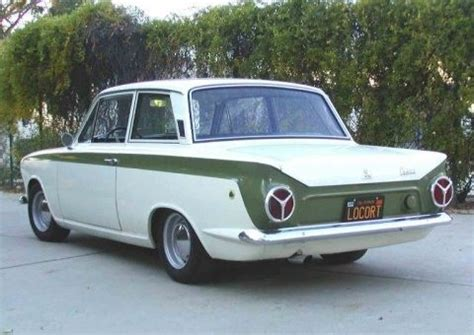 lotus cortina mki classic automobiles
