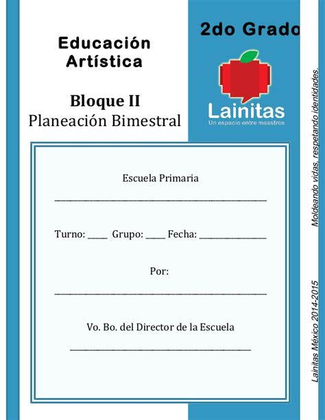 sep libro educacion artistica de 5 grado de primaria 2016 2do grado bloque 2 educaci 243 n art 237 stica