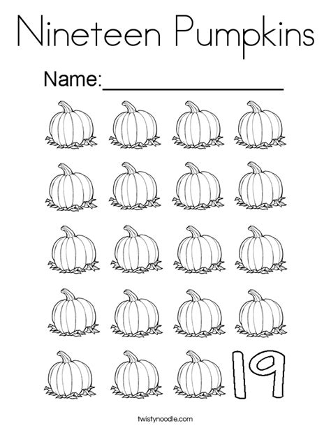 coloring page number 19 number 19 coloring page www pixshark com images