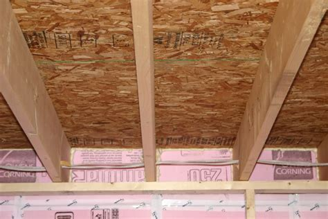 insulating basement joists billybar s basement theater etc build avs forum home