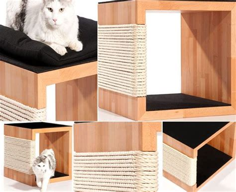 Are Cats The New Must Accessory by Best 25 Cat Scratch Furniture Ideas On Diy