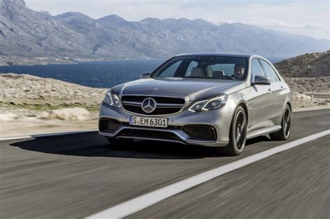New 2014 Mercedes by The New 2014 Mercedes E63 Amg Now With Standard