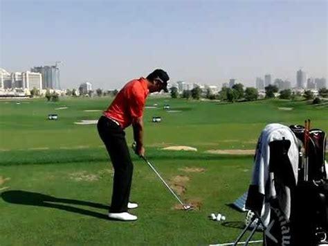 golf iron swing slow motion alvaro quiros slow motion golf swing iron tl 2011