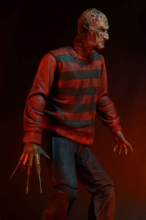 imagenes de freddy krueger en 3d a nightmare on elm street 7 quot action figure 30th