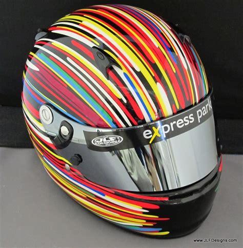 jlf design helmet racing helmets garage arai sk 5 by jlf designs