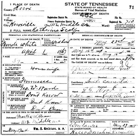 Tennessee Marriage License Records 2016 Tennessee Marriage License Berryman Scalf