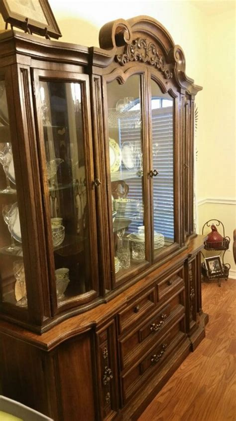 china cabinet and dining room set dining room set 6 chairs china cabinet corpus christi