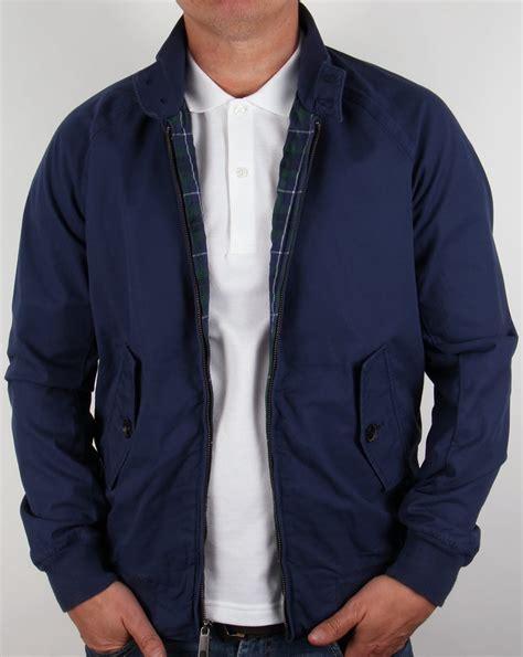 Jaket Harrington Jaket Harrington Murah Blue Navy baracuta g9 hastings harrington jacket royal blue jacket