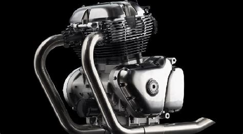 Mesin Royal Enfield royal enfield beri nama interceptor motor baru 650cc