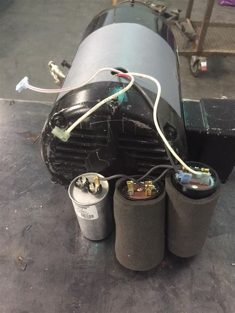 baldor 5 hp electric motor wiring