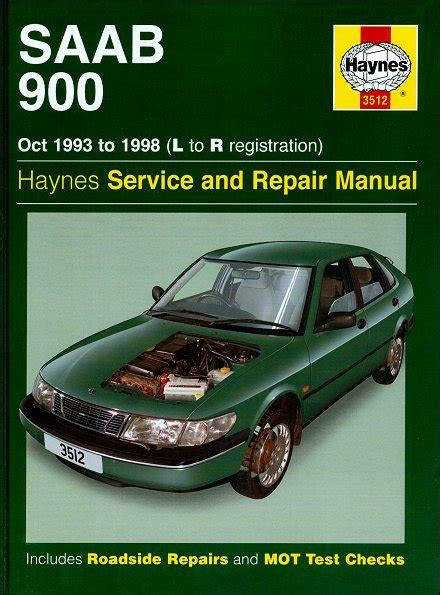how to download repair manuals 1991 saab 900 navigation system saab 900 2 0l 2 3l repair manual 1993 1998 haynes 3512