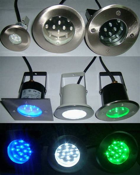 Underground Lighting Fixtures Led Underground Lighting