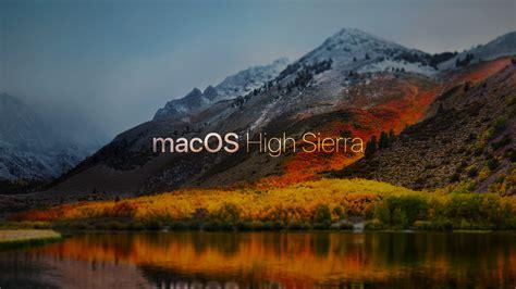 Mac Os High Wallpaper 4k