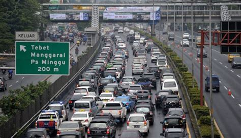 Air Jakarta jakarta air pollution mostly comes from cars enviro tempo co news portal