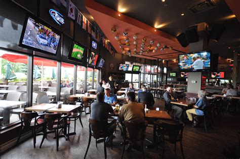 Can You Shake A Lava L by Top Three Sports Bars In Montreal Weekendtrips
