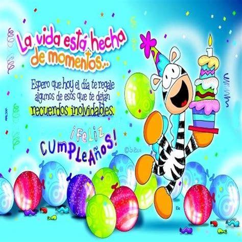 imagenes de cumpleaños tarjetas zea 5 tarjetas de cumplea 241 os zea frases para un feliz cumpleanos