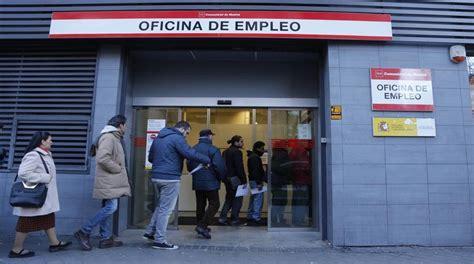 oficina de empleo de logro o el paro registrado baja a su menor nivel en siete a 241 os