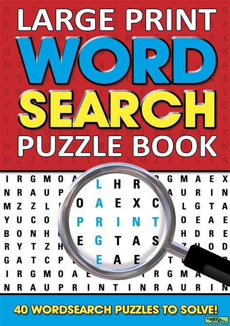 large print word finds puzzle book word search volume 241 books puzzle books and pads alligator books
