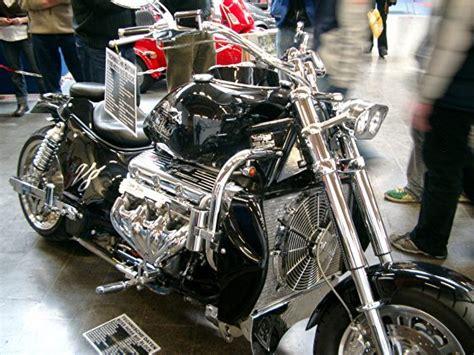 Boss Hoss Motorrad Höchstgeschwindigkeit by Hubert Im Gespr 228 Ch Mit Dem Firmenvertreter Bei Der