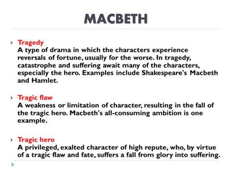 macbeth tragic hero essay things fall apart essay okonkwo things