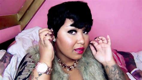 Diana Hh Wig Mya | diana bohemian 100 hh wig mya styling review vid youtube