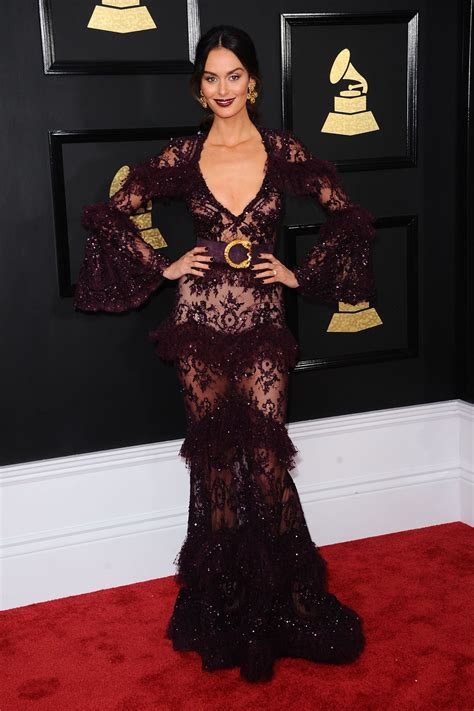 Catwalk To Carpet Grammy Awards by Trunfio On Carpet Grammy Awards In Los