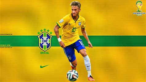 wallpaper neymar cartoon 2015 fifa brazil neymar 3d wallpapers wallpaper cave