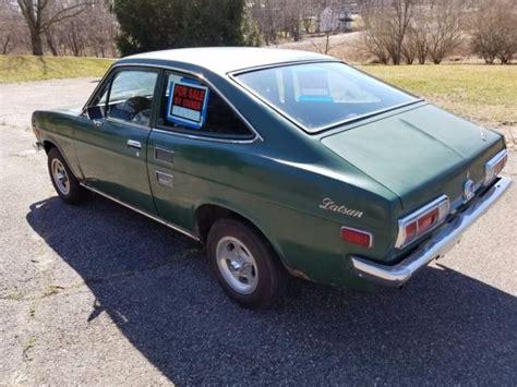 Datsun Car For Sale by 1971 Datsun 1200 Coupe Lb110 B110 Datsun Nissan Fastback