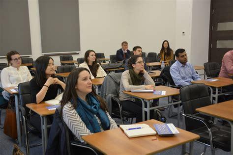Gwu Mba Academic Calendar by George Washington Students At Caucasus