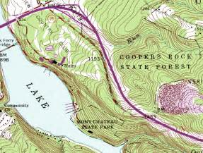 usgs topographic maps general information about usgs