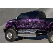 Custom Paint Airbrushing Airbrushed Graphics Truck