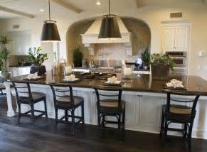 Large Kitchen Island With Seating by 64 Deluxe Custom Kitchen Island Designs Beautiful