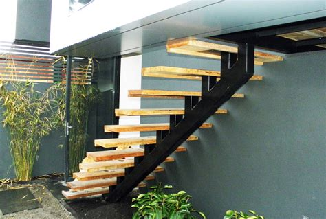 How To Build A Handrail For Outdoor Steps External Staircase Outdoor Staircase Eric Jones