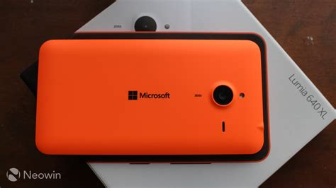 Microsoft Zeiss Microsoft Lumia 640 Xl Review Windows Phone Goes Large