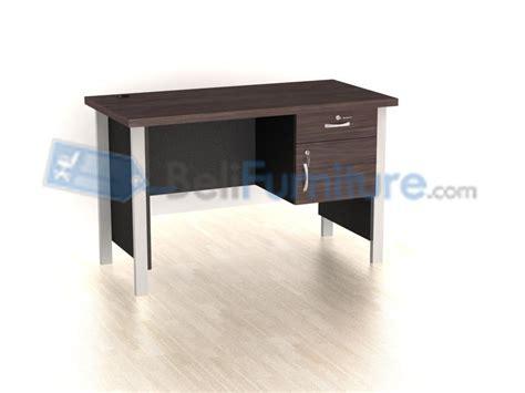 Meja Kerja Merk Vip vip mm 501 meja kantor murah bergaransi dan lengkap