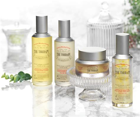 The Shop The Therapy Drop Anti Aging Serum tinh ch岷 d姣峄爊g ch峄恘g l 195 o h 211 a the shop the therapy