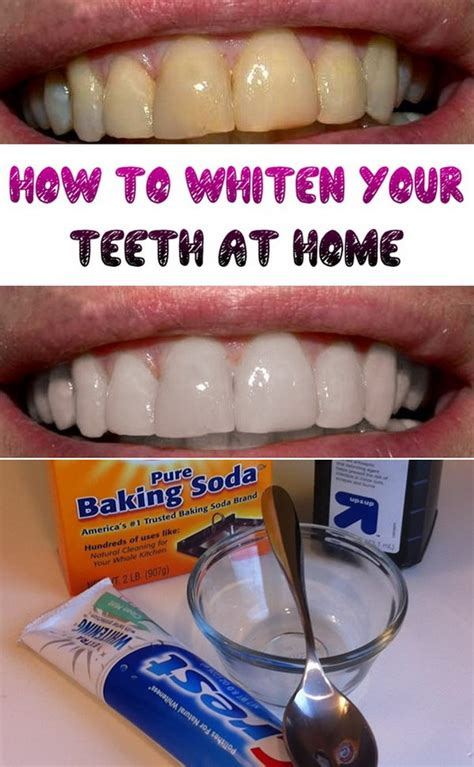 15 Natural Ways to Whiten Your Teeth: Homemade Teeth Whiteners 2017