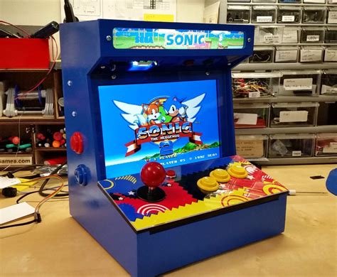 diy arcade cabinet kits more the build page