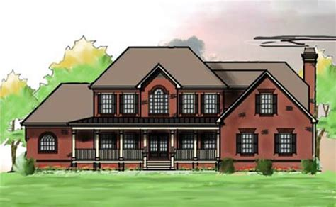brick homes plans 1000 ideas about brick house plans on pinterest wrap