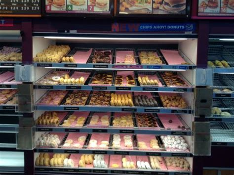 Donut Rack by The Doughnut Rack Picture Of Dunkin Donuts Solon