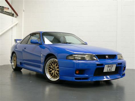 used 1997 nissan skyline r33 gtr available to order for