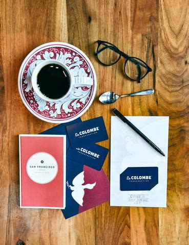 La Colombe Gift Card - la colombe cafe gift card la colombe coffee roasters